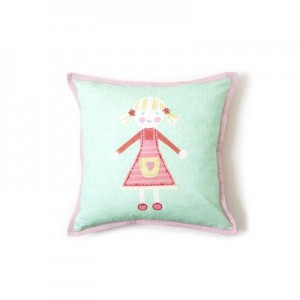 The Little Acorn Tooth Fairy Pillow, Pinky