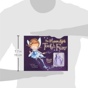 Moonlight Tooth Fairy, The (Charm Books Padded)