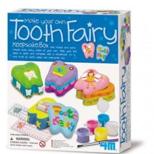 4M Tooth Fairy Keepsake Box NewBorn, Kid, Child, Childern, Infant, Baby