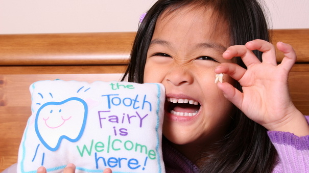 Kids have many Ways To Welcome The Tooth Fairy