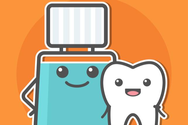 Should kids use mouthwash regularly for caring teeths